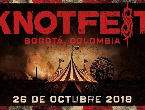 Knotfest 2018 portada