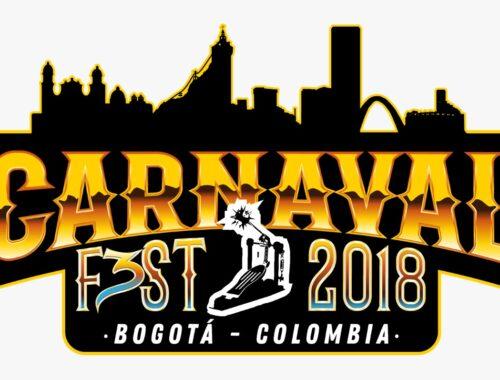 Carnaval Fest 2018 portada