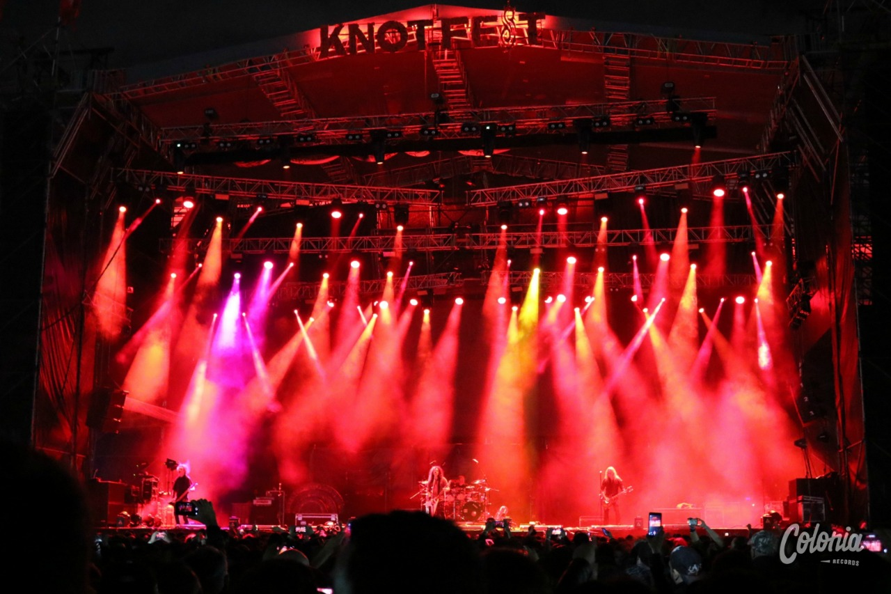 Knotfest Colombia