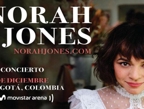 Norah Jones portada