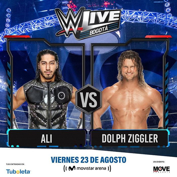 WWE Ali
