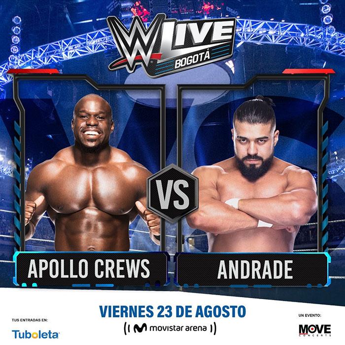 WWE Apollo