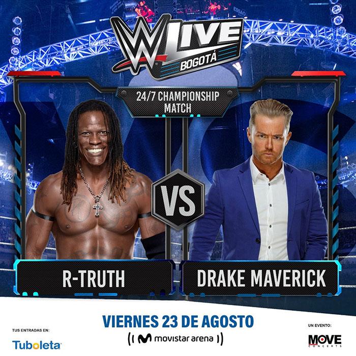 WWE Rtrurh