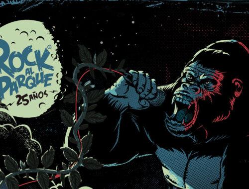 Rock al Parque 2019 portada