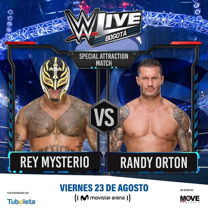 WWE Rey Misterio