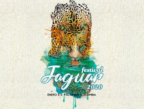 Festival Jaguar 2020 Portada