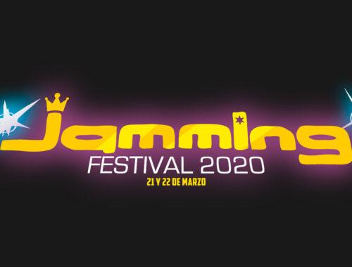 Jamming Festival 2020 portada