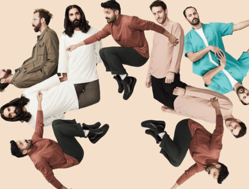 Young The Giant Portada