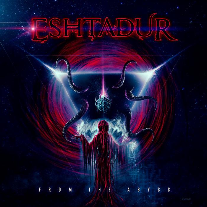 "Eshtadur da a conocer la portada de su próximo LP ""From The Abyss"" | Colonia Records"